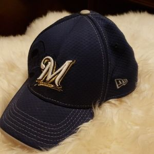 Kid's Milwaukee Brewers Cap